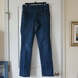 Jag Jeans pull on size 8